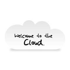 wolke welcome to the cloud I