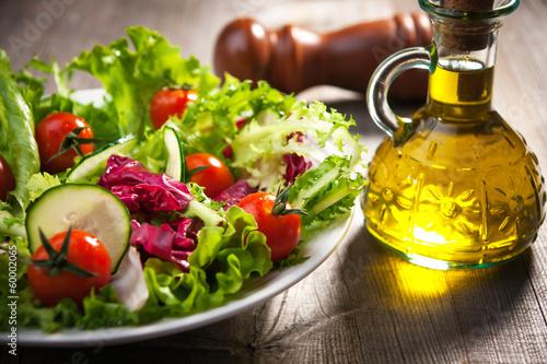 Fototapete Salad
