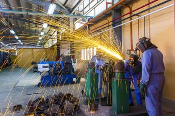 silinder cutting work