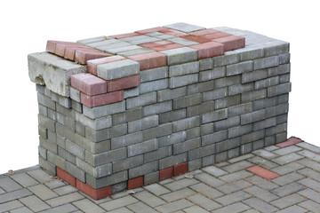 Blocks for sidewalk