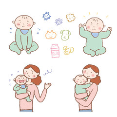 アレルギーと赤ちゃん