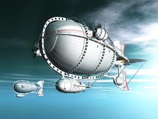 Fantasy Airships