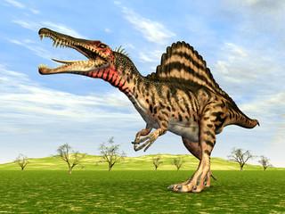 Dinosaurier Spinosaurus