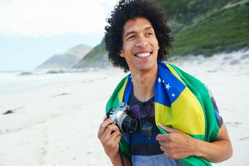 Brasil man portrait