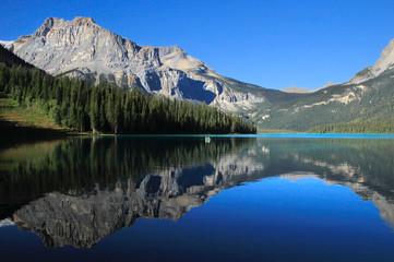 Poster Canada Emerald Lake, Yoho National Park, British Columbia, Canada