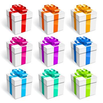 cadeau boîte - gift box