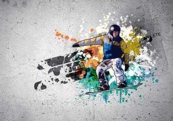 Graffiti image