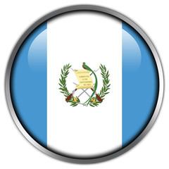 Guatemala Flag glossy button