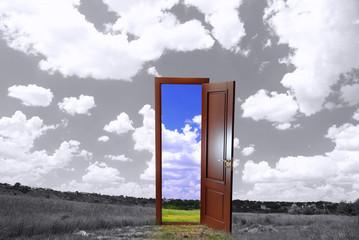 Open door to new life on the field