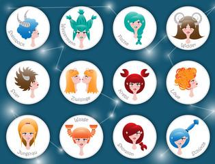 Sternzeichen Frauen Horoskop
