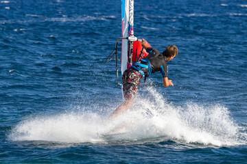 Windsurfing w Chorwacji