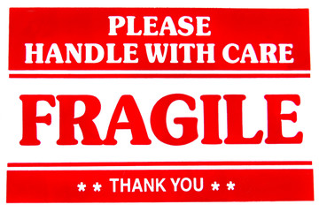 Obraz Fragile - fototapety do salonu