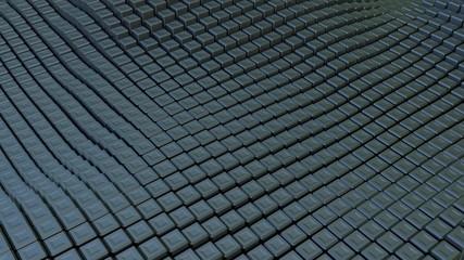 Cube mat