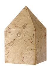 the cubic stone Masonic