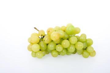 green grapes close-up