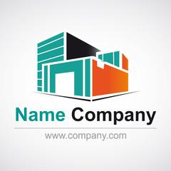 logo isolation maison