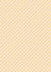 Hintergrund altrosa mit goldenen Kreisen