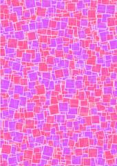 Hintergrund pink lila Quadrate