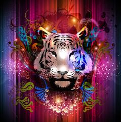Азиатский тигр