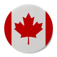 Canada Flag Badge