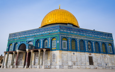 Fototapete - Temple mount