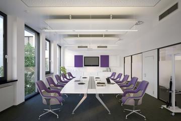 moderner besprechungsraum - modern meeting room