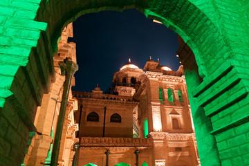 Islamia College Green Arch