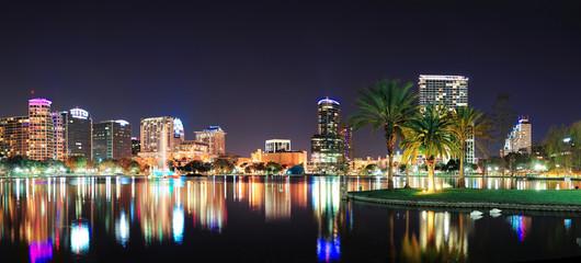 Fototapete - Orlando panorama