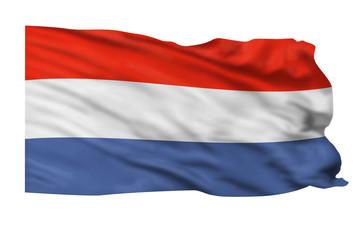 Netherland Flag.