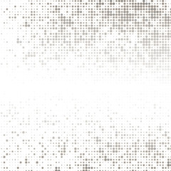 Grey abstract background with squares