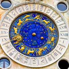 orologio quadrato Venezia