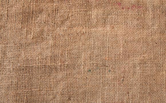 jute sackcloth decoration