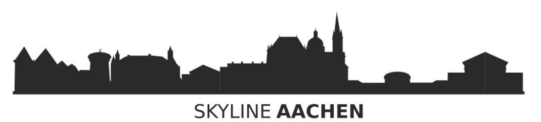 Aachen Skyline