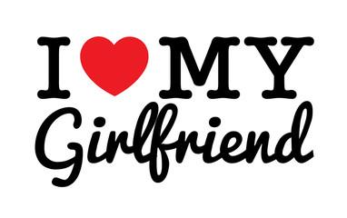 I Love My Girlfriend (J'aime ma petite amie)