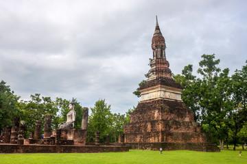 Wat Traphang Ngoen in Sukhothai Historical Park, Thailand