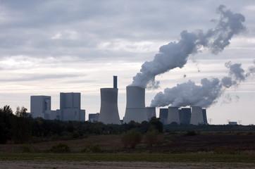 Braunkohlenkraftwerk
