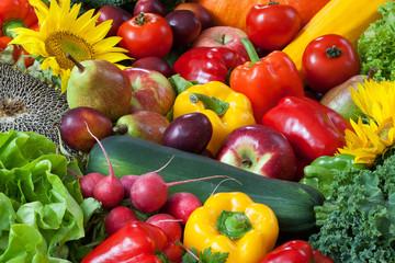 Close up off verdure