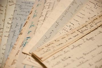 Vecchie lettere