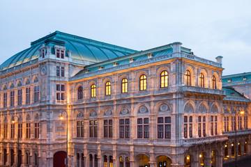 Keuken foto achterwand Theater Vienna Opera Ball House
