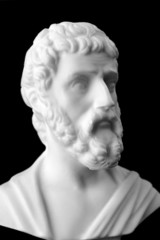 Sophocles (496 BC - 406 BC) was a Greek tragic poet of the class