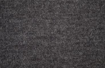 Gray wool.