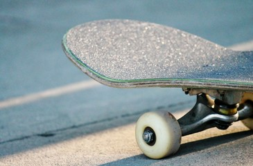 skateboard skate board close up background copy space