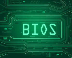 BIOS concept.