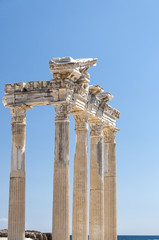 Side Temple of Apollo 17