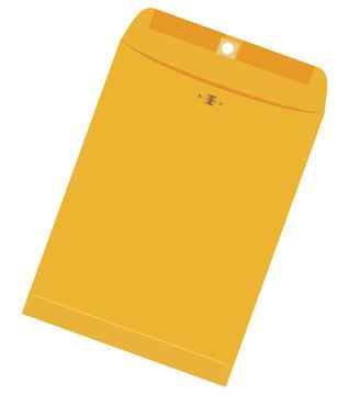 Large yellow envelope