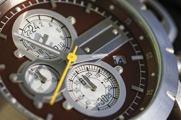 Nahaufnahme Chronograph