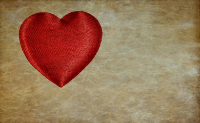 Heart Background, Gold color