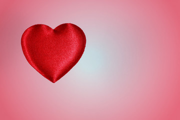 Heart Background, Pink color