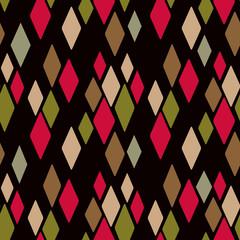 eamless rhombus texture pattern