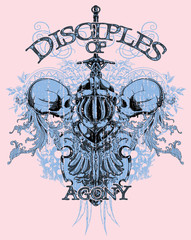 Disciples of agony